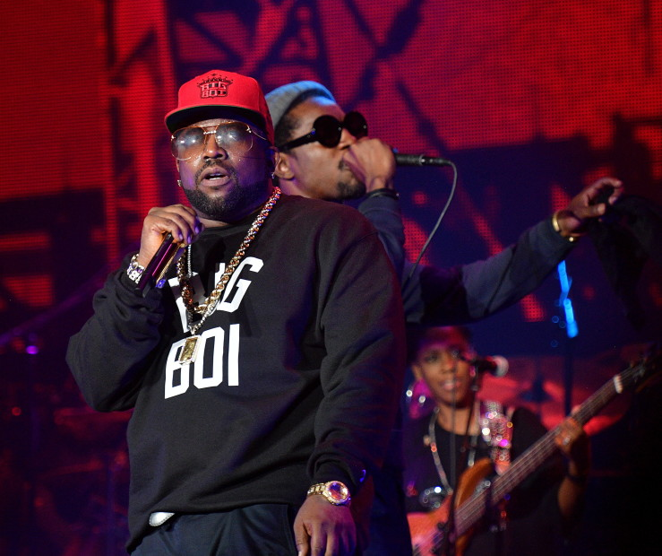 Big Boi Talk Outkast Biopic | Mix93.3