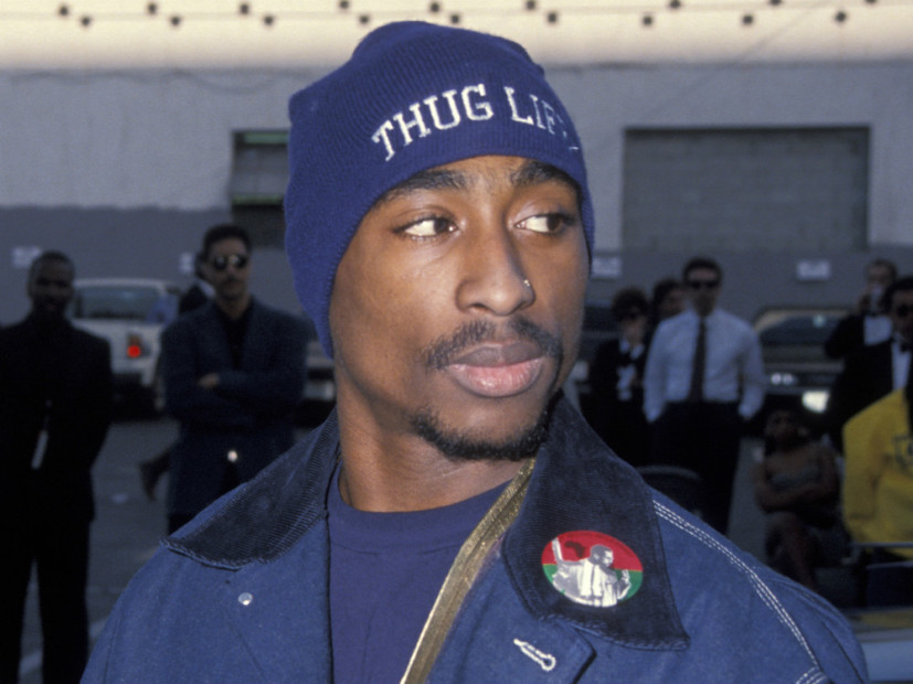 Tupac Photographer Suing Forever 21 & Urban Outfitters For Copyright Infringement