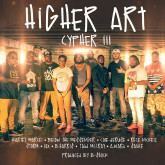 "#DXclusive: Higher Art KC Collective Drops ""Cypher Pt. 3"" For Charity"