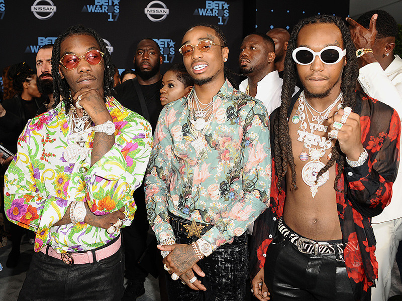 2017 BET Awards: Scenes From The Red Carpet