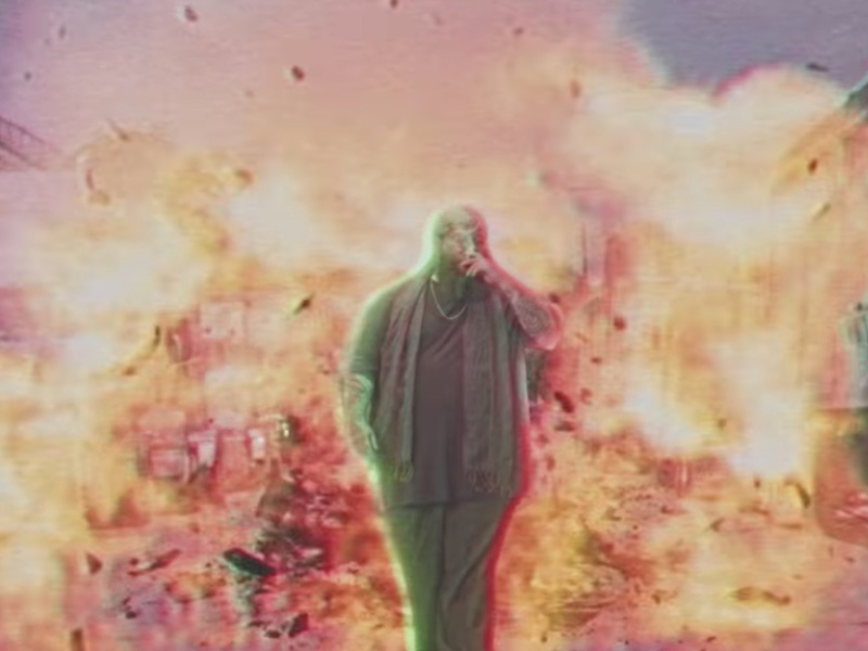 """Action Bronson """"Blue Chips 7000"""" Release Date And Goes Grindhouse For Its New Video"""