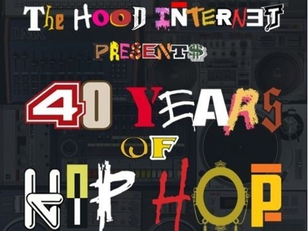 """See The Brilliant Mashup-Turned-History Lesson """"40 Years Of Hip Hop"""""""