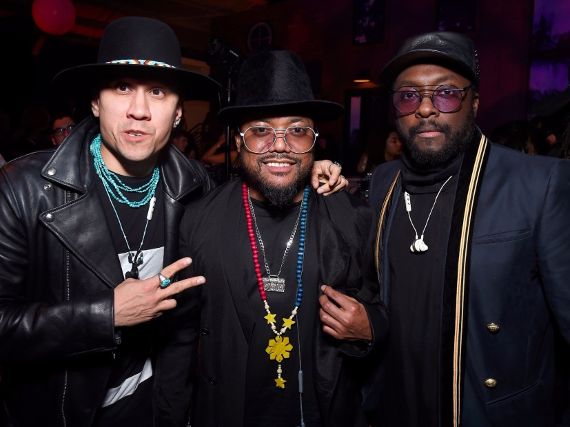 "Black Eyed Peas Drop ""Masters Of The Sun Vol. 1"" Album"