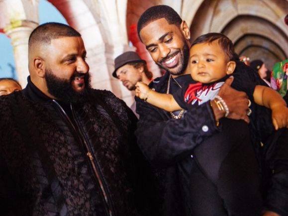 "Is Big Sean Dissing Kendrick Lamar On ""Grateful"