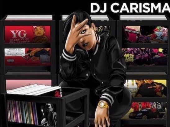 DJ Carisma Drops Star-Studded Self-Titled EP