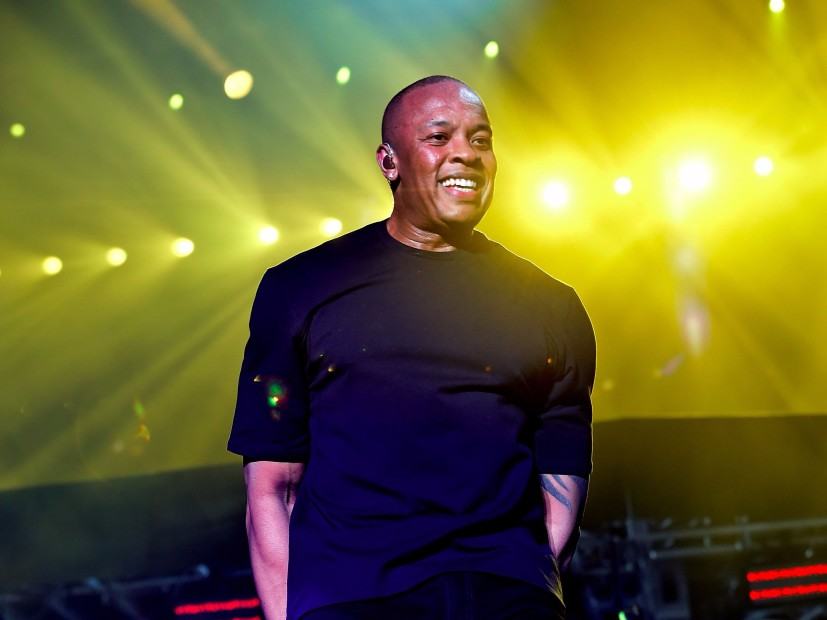 Who Is Dr. Dre Making Beats In Hawaii?