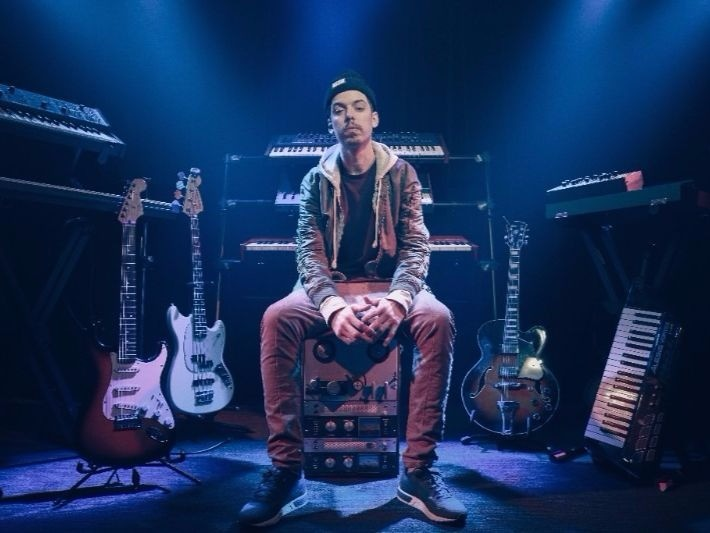"Grieves Unveils Cover Art, Tracklist & Release Date For ""Running Wild"""