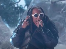 Migos Perform Musical Montage At 2017 BET Awards Alongside Post Malone