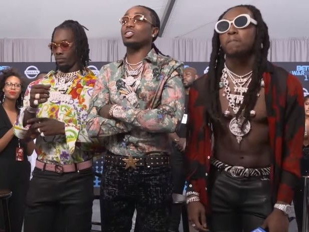"""Migos & Joe Budden Almost Create The Real-Life Remix Of """"Fight Of The Night"""""""