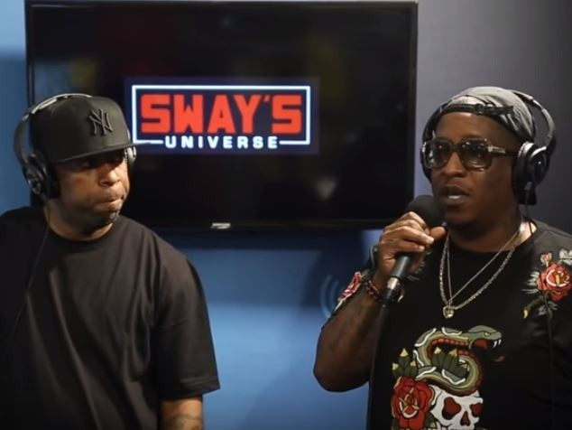 """The Outlawz's E.D.I Mean Says Tupac """"Was Not A Liar"""" Following Funk Flex Comments"""