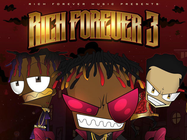"""Rich The Kid Shares """"Rich Forever 3"""" Mixtape"""