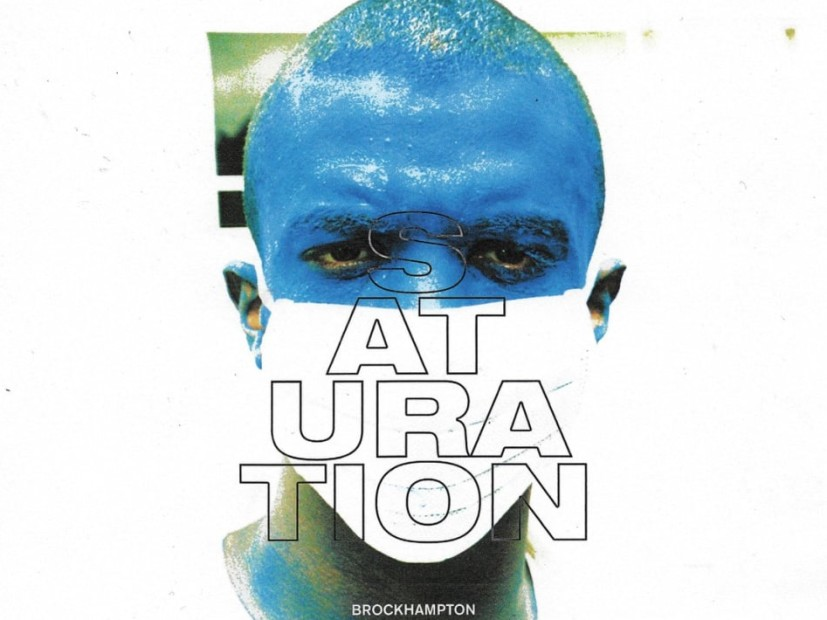 "Brockhampton Drops ""Saturation"" Album"
