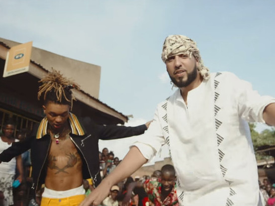 """Hip Hop Single Sales: French Montana & Swae Lee Crack Top 10 With """"Unforgettable"""""""