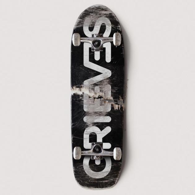 Grieves' Running Wild Cover Art