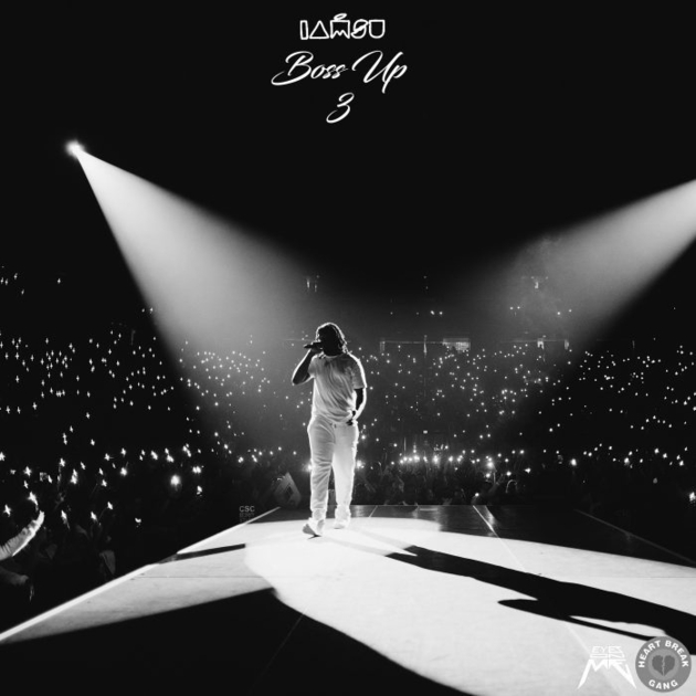 "IAMSU! Releases ""Boss Up 3"""