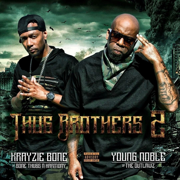 Krayzie Bone & Young Noble's Thug Brothers 2