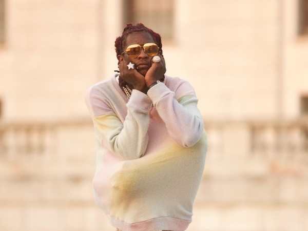 Young Thug Hit With Additional Felony Gun & Drug Charges Following Arrest