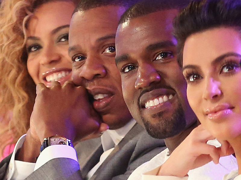 Kanye West Reportedly Splits With TIDAL