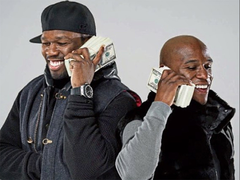 Rappers Rail Against JAY-Z's Money Phone Putdown