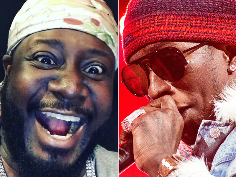 Young Thug & T-Pain Take Part In The Great Stripper Debate