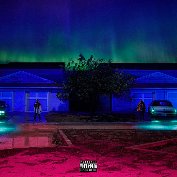 Big Sean I Decided. Cover