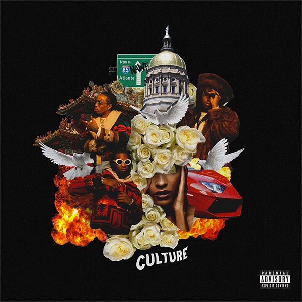Migos Culture cover