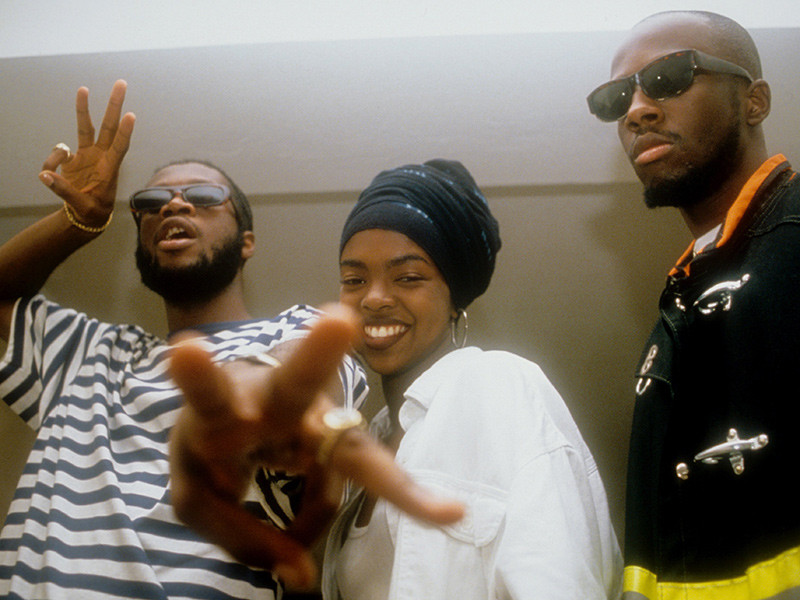 Lauryn Hill & Wyclef Jean Shoot Down Rumors Of Fugees Reunion