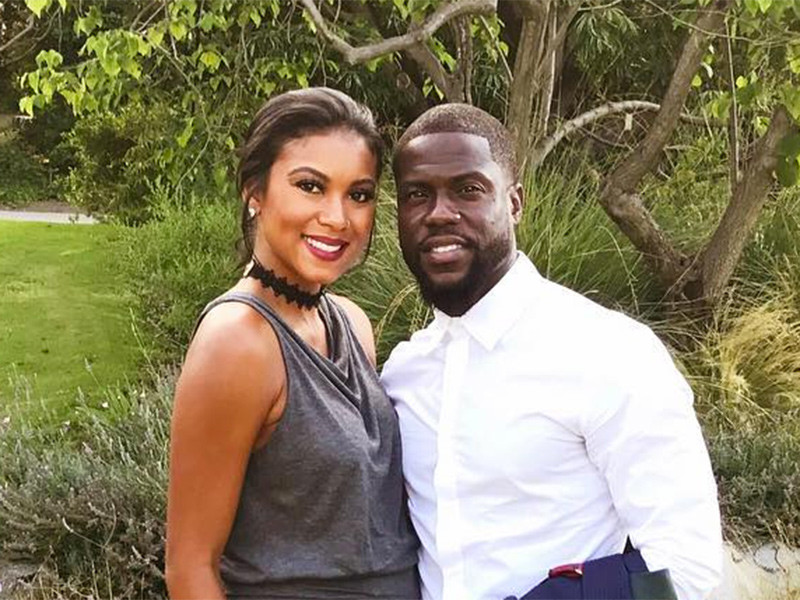 Kevin Hart Laughs At The Accusations That I Had Cheated On Pregnant Wife