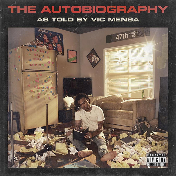Vic Mensa The Autobiography cover