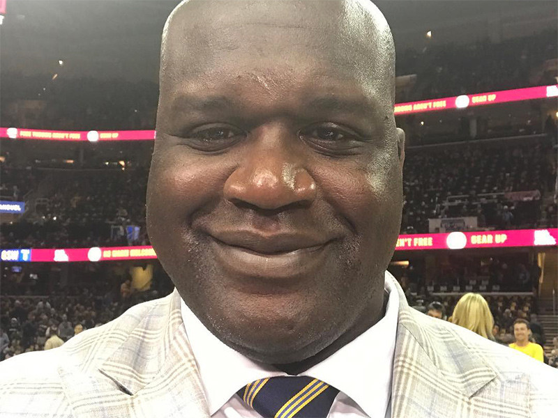 Shaq, The Diesel Allows You To Wash Ball To Know That The Original Baller Is With Diss Track