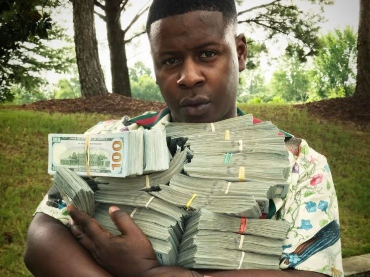 Blac Youngsta Sparks Outrage Over Crucifixion Photo