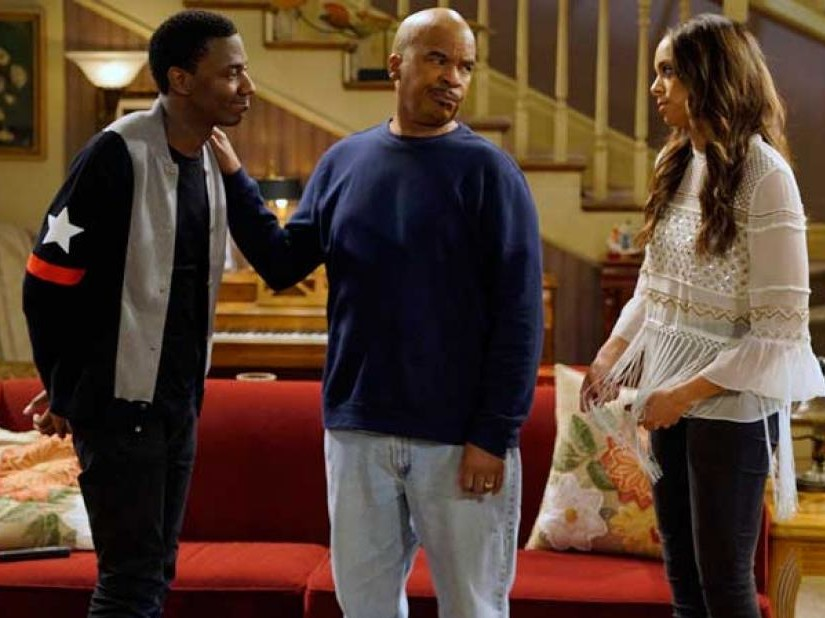 """Jerrod Carmichael Speaks On The Significance Of """"The Carmichael Show"""" & The """"N-Word"""" Episode"""