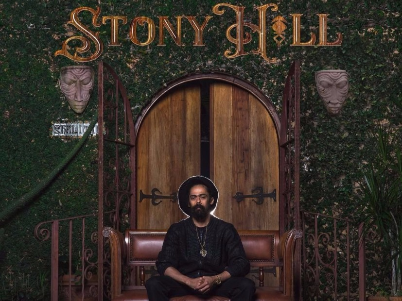 "Damian Marley Releases The First Solo Album In 12 Years, ""Stony Hill"""