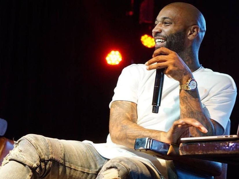 "Joe Budden In Usher $20M Lawsuit: ""All These Niggas out I have Herpes"""