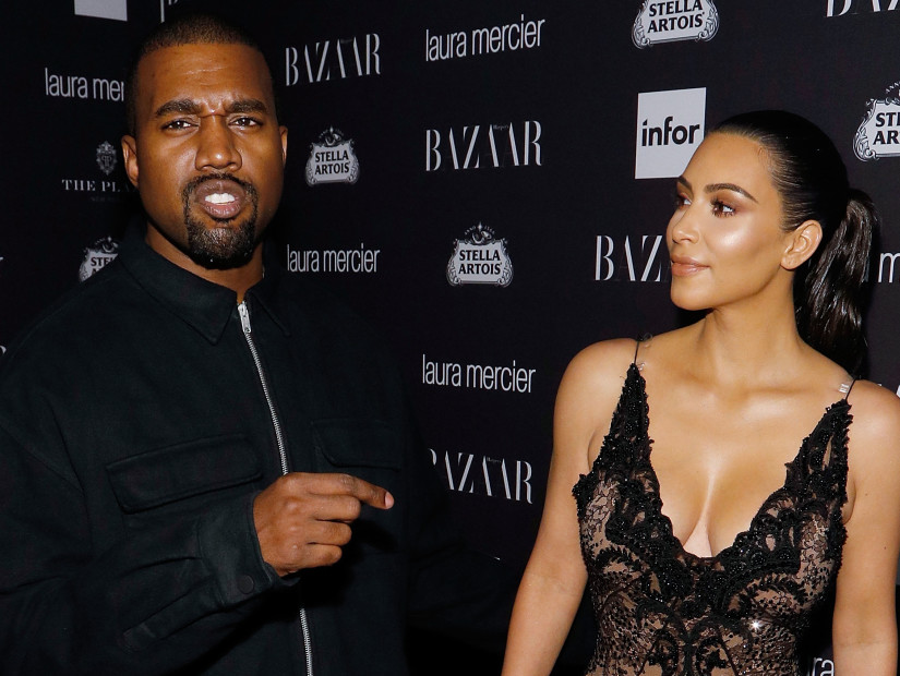 Kanye West Is Not Welcomed To The Hamptons Charity Event