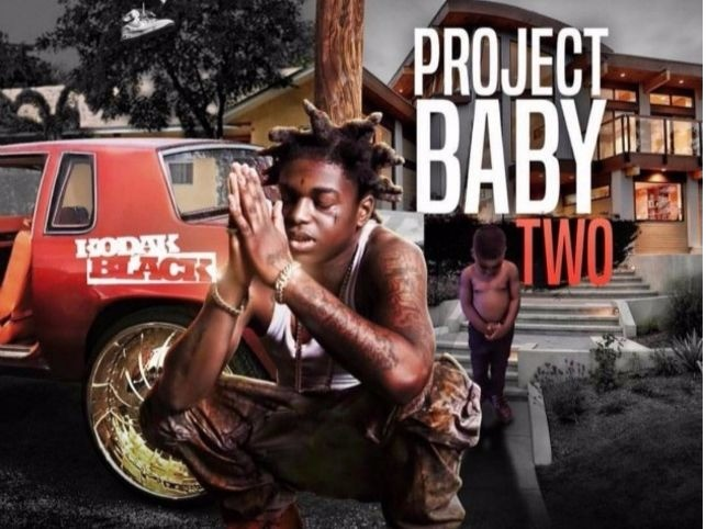 "Kodak Black Drops ""Boost My Ego"" With Future & Teases ""Project Baby 2"""