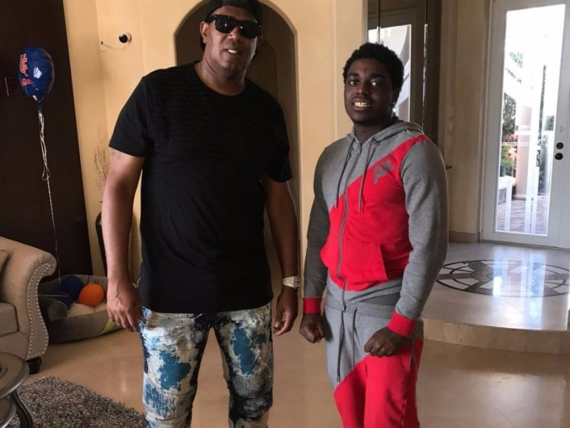"Master P Calls Kodak Black-The ""Future"" And Considers Him As A Son"