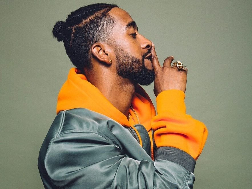Omarion Unveils Motivation For Leveling Up