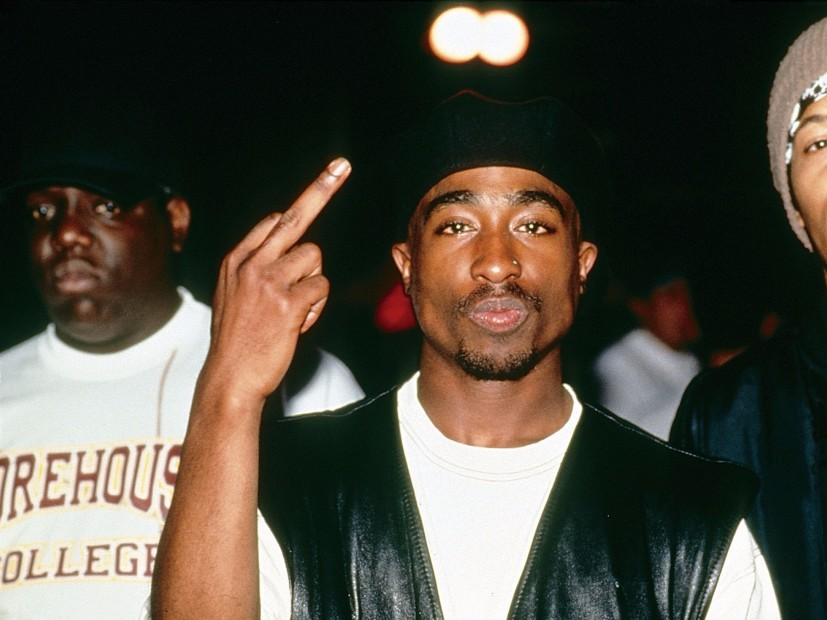Tupac Admits He Broke Up With Madonna Because She Was White In Handwritten Letter
