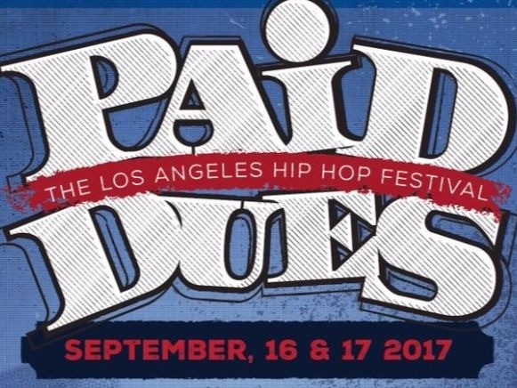 """Paid Dues Festival Postponed Due To """"Unforeseen Circumstances"""""""