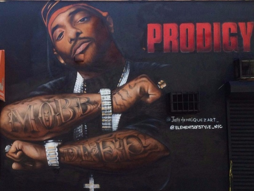 Mike Delorean Explains Why Prodigy Mural Can't Exist In Queensbridge