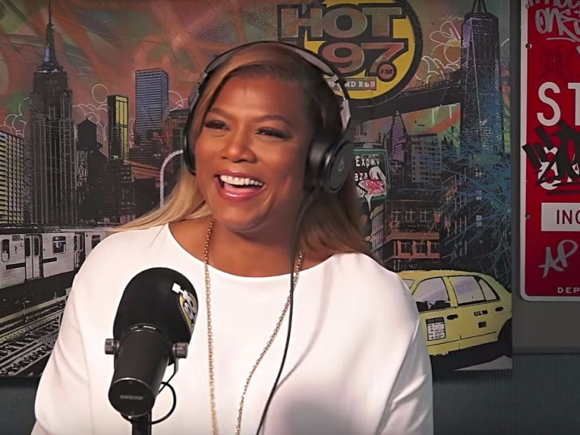 "Queen Latifah Thinks That Some Of The Rappers Have Gone ""Soft"""
