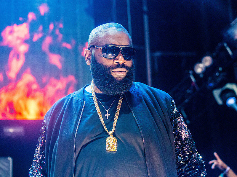 Tweets Is Watching: Rick Ross Says This Is His Favorite Meek Mill Album