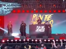 "Run the Jewels Dedicate ""Kimmel"" Performance To Chester Bennington"