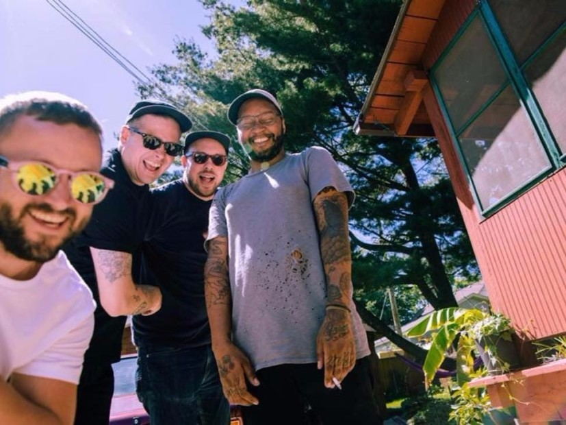 "Doomtree Side Project Of Crushers Is As A ""Liaison Group""Text"