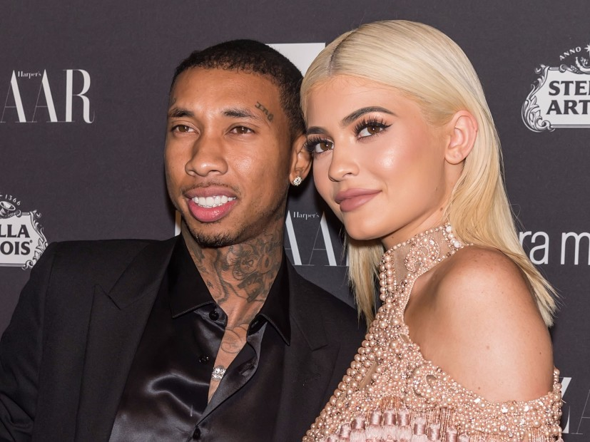 "Tyga Takes Credit For Kylie Jenner Success In Nicki Minaj as the ""Queen of the Radio"""