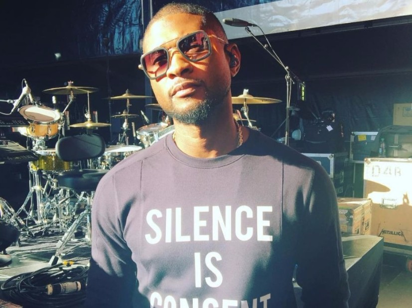 Usher slapped With $10M Lawsuit, Yes! It Involves Stds