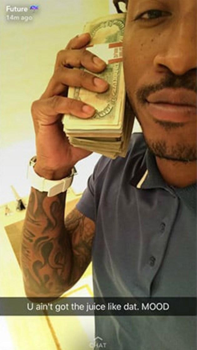 Future money phone