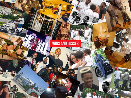 "Meek Mill Drops ""Wins & Losses"" LP"