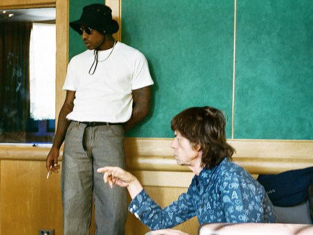 "Skepta Lands Coveted Role Of Mick Jagger ""England Lost"" Only"